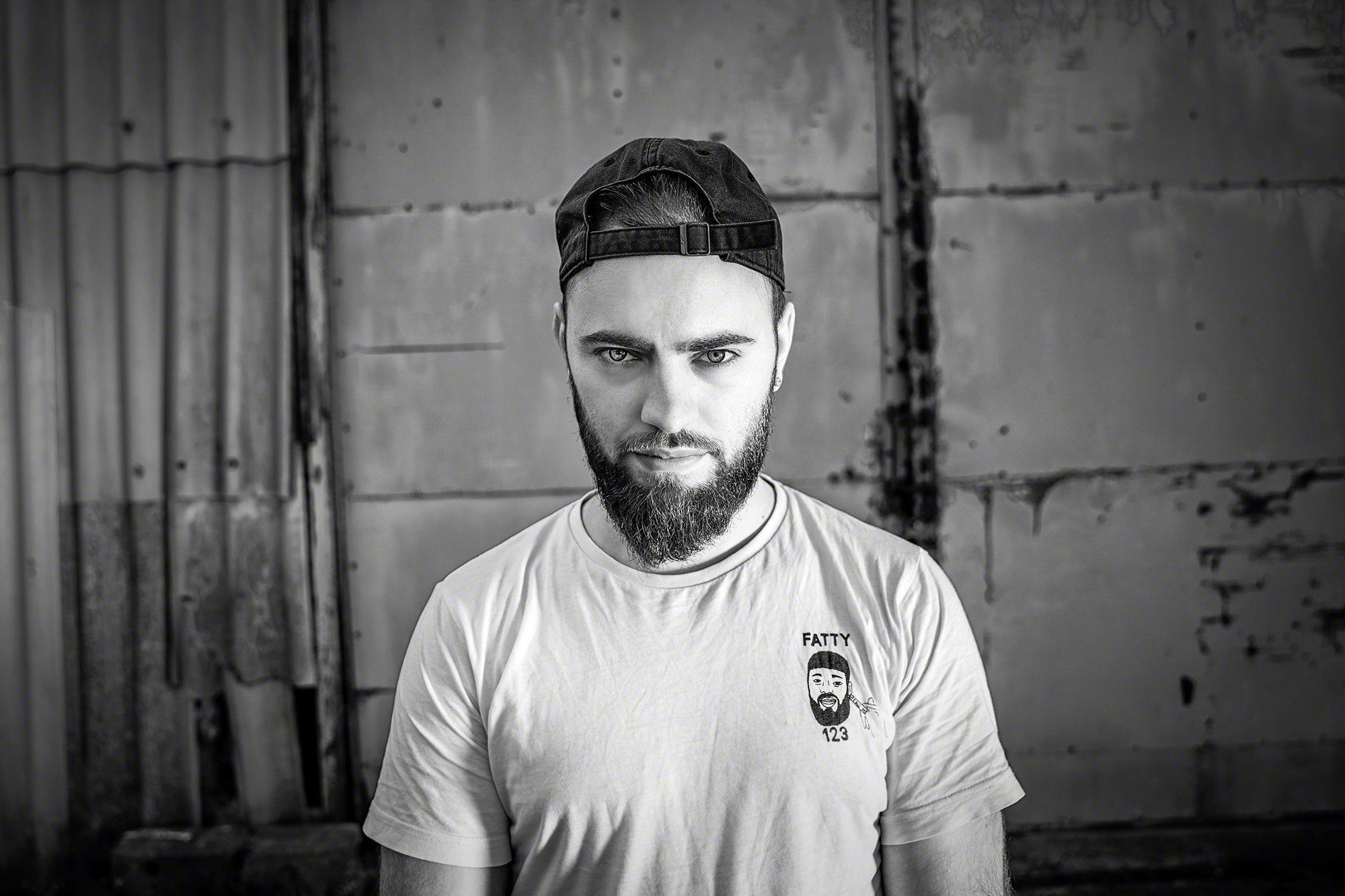 Fotoshooting Männerportrait